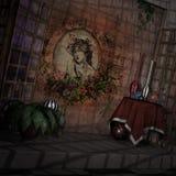 Fantasy Background Stock Photography