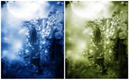 Fantasy Background royalty free illustration