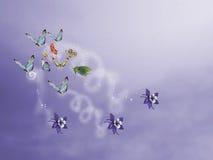 Fantasy background Stock Photo