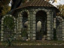 Fantasy Background Royalty Free Stock Photos
