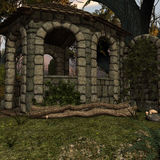 Fantasy Background Royalty Free Stock Photography