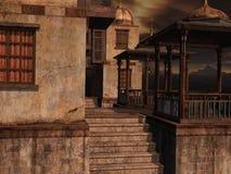 Fantasy Background Stock Image