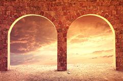 Fantasy background. Stock Images