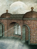Fantasy background Stock Images