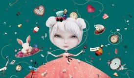 Free Fantasy Background Wonderland Stock Images - 92950334
