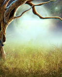 Fantastic Background. Fantasy background for your artistic creations and/or projects Stock Image