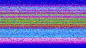 Fantasy bad tv imitation light leak iridescent background.