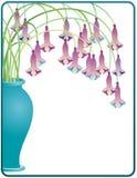 Fantasy Bluebells Stock Image
