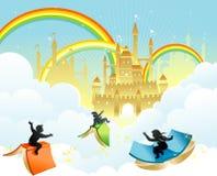 Fantasy Book Story Stock Image