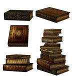 Fantasy books Stock Images
