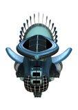 Fantasy Cargo Starship Royalty Free Stock Image