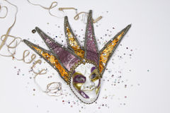 Fantasy carnival masks Royalty Free Stock Photography