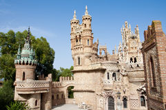 Fantasy Castle Stock Images