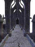 Fantasy Castle Royalty Free Stock Photography