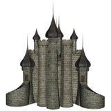 Fantasy Castle Stock Image