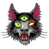 Fantasy cat Royalty Free Stock Photo