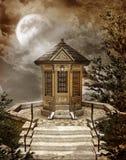 Fantasy chapel Stock Image