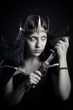 Fantasy character Royalty Free Stock Photos