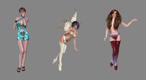 Free Fantasy Characters Stock Photo - 26400620