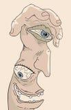 Fantasy creature Stock Image