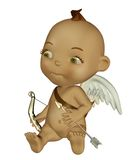 Fantasy cupid 2 Stock Photo