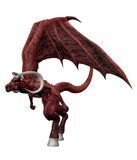 Fantasy devil 2 Royalty Free Stock Image