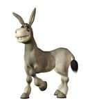 Fantasy donkey 1 Stock Photography