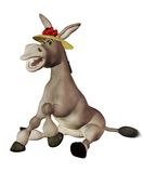 Fantasy donkey 2 Stock Photo