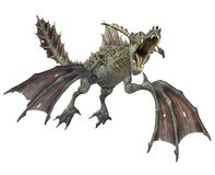 Fantasy dragon 2 Royalty Free Stock Photo