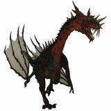 Fantasy Dragon Stock Photos