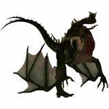 Fantasy Dragon Stock Photo