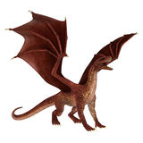 Fantasy Dragon Royalty Free Stock Photography