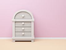 Fantasy dresser Royalty Free Stock Photo