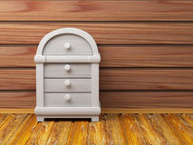 Fantasy dresser Royalty Free Stock Photos