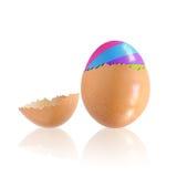 Fantasy egg Royalty Free Stock Photography
