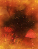 Fantasy fairy background Royalty Free Stock Photo