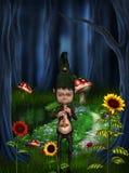 Fantasy Figure Royalty Free Stock Image