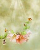 Fantasy flower Royalty Free Stock Photos