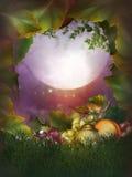 Fantasy Fruit Land Royalty Free Stock Images