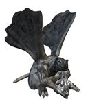 Fantasy gargoyle 2 Royalty Free Stock Photos
