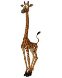Fantasy giraffe 2 Royalty Free Stock Photos