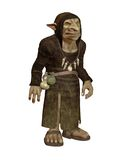 Fantasy goblin 1 Royalty Free Stock Photography