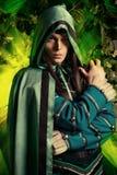 Fantasy Hero Stock Photography