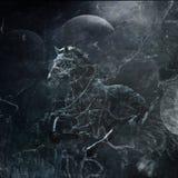 Fantasy horse Stock Photography