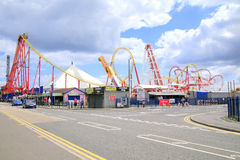 Fantasy Island, Ingoldmells, Lincolnshire. Royalty Free Stock Images