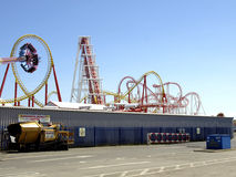 Fantasy Island, Ingoldmells, Skegness. Royalty Free Stock Photos