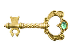 Fantasy key Stock Photo