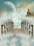 Fantasy Landscape Royalty Free Stock Photo