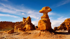Goblin Valley, Utah Stock Photo