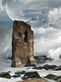 Fantasy landscape Stock Photos